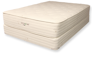 Organic Mattresses and All Natural Mattresses | Terra Bed | Natural Bed |