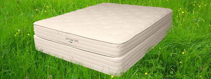 Terra Bed Clove Mattress