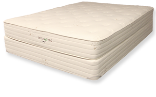Juniper | Terra Bed | Organic Mattress